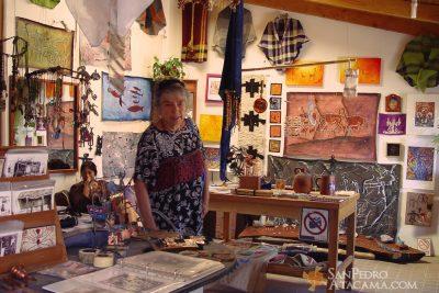 Tiendas Artesanía En San Pedro De Atacama San Pedro De Atacama