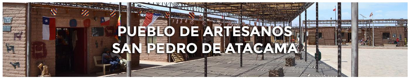 Tiendas y Artesanía en San Pedro de Atacama