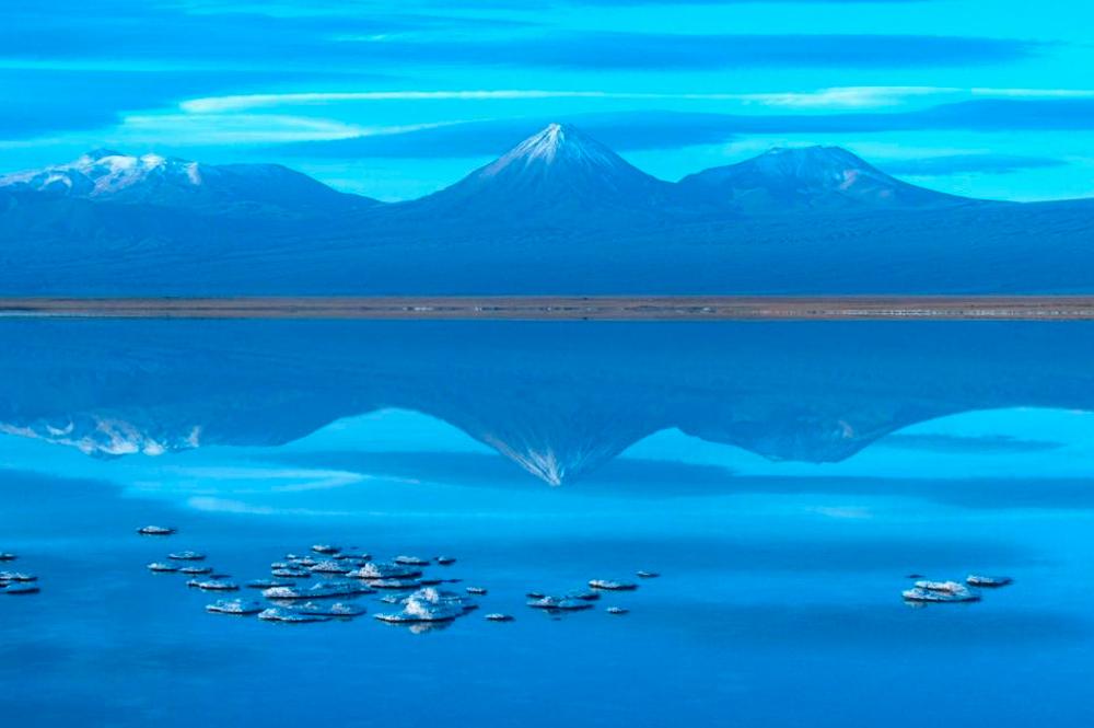Laguna Cejar, Ojos del Salar & Laguna Tebenquiche
