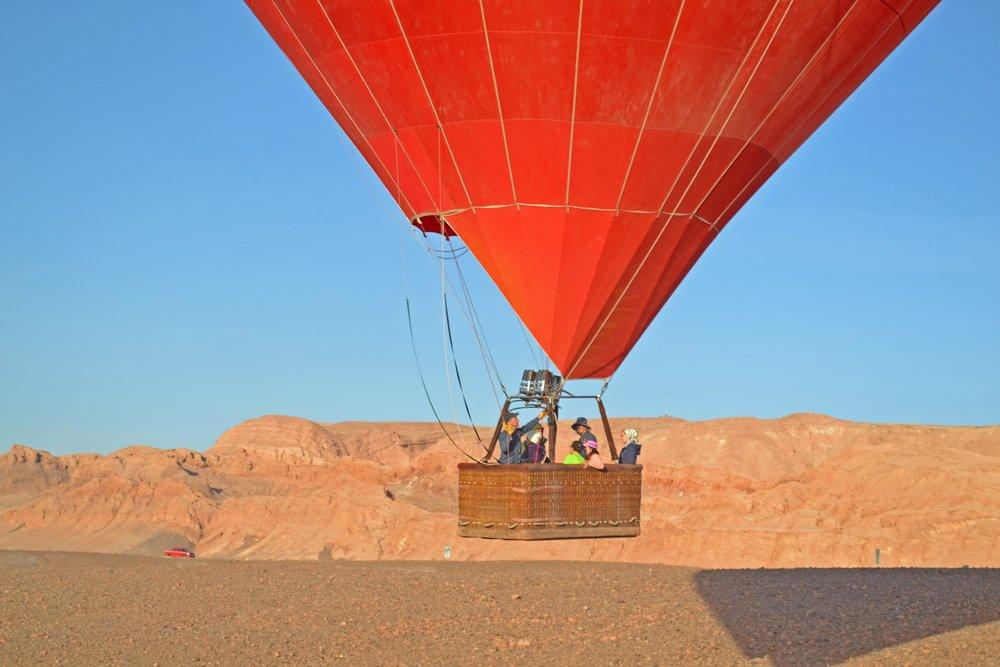 Phaway Atacama ballooning en San Pedro de Atacama